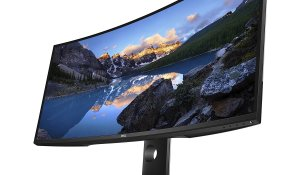 Dell 38-inch UltraSharp Curved Monitor